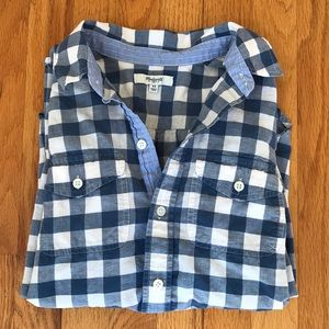 Madewell button down shirt